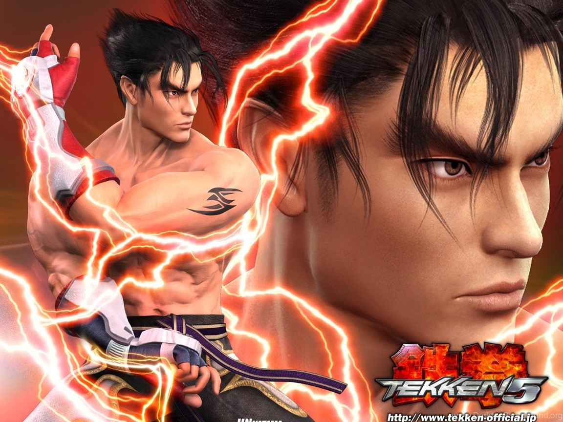Jin Kazama Wallpapers Tekken 6 Desktop Background