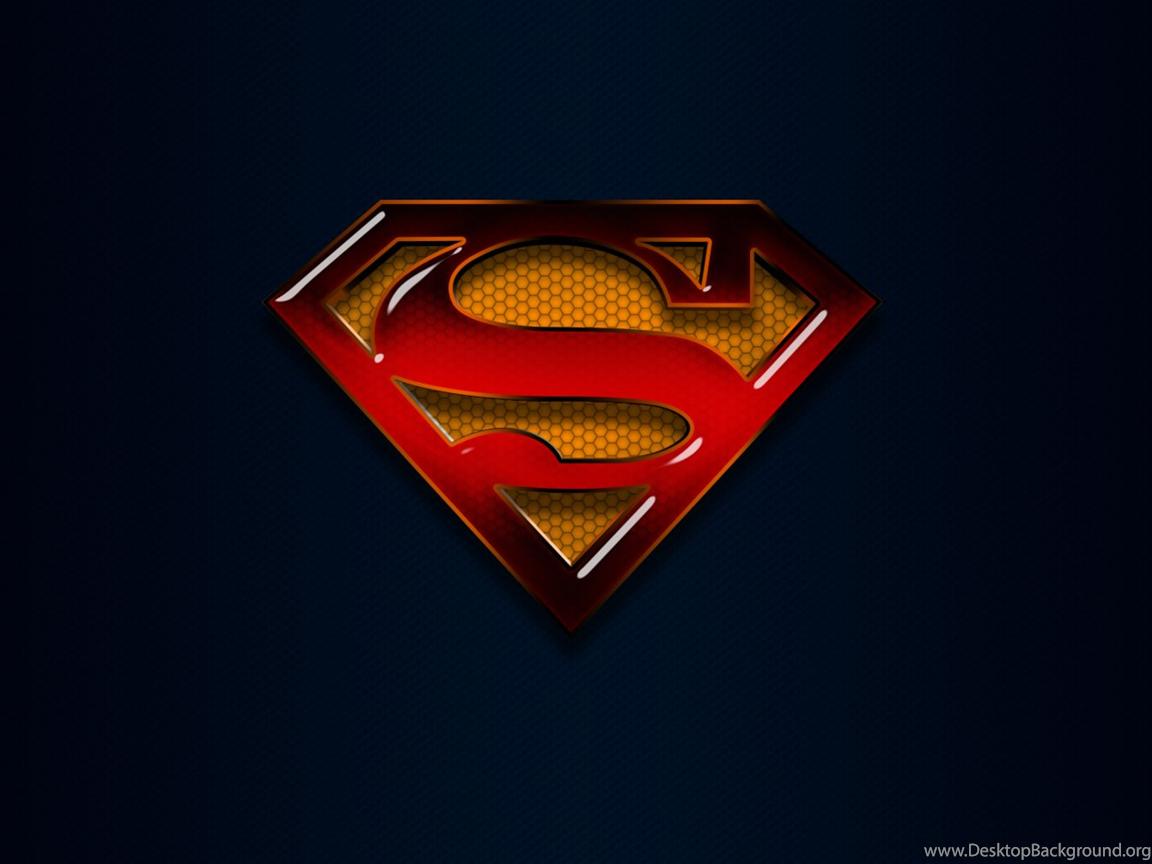 Wallpapers Superman Logo 3d Black Wallpapers Hd Desktop Desktop