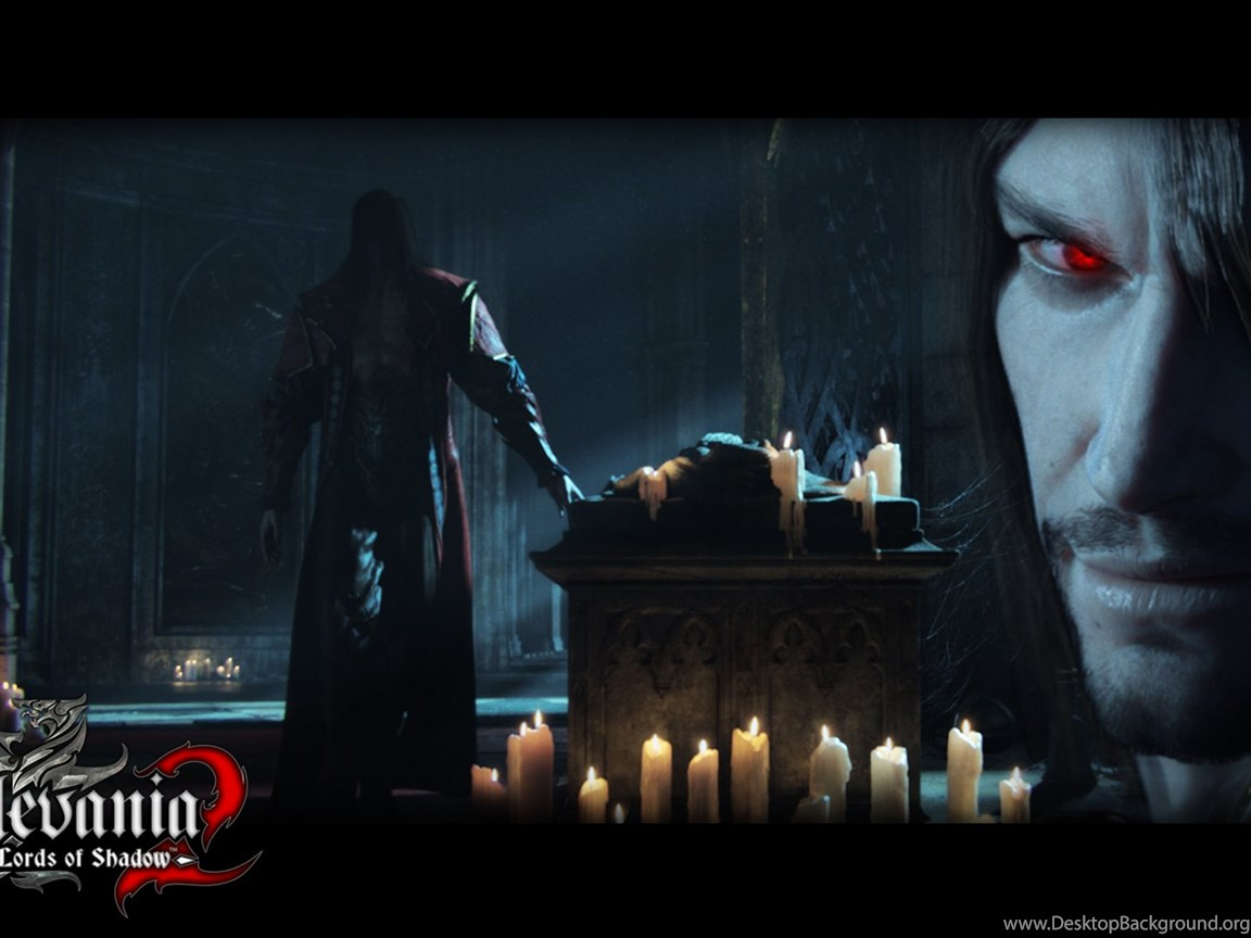 Castlevania Lords Of Shadow 2 Wallpapers Desktop Background