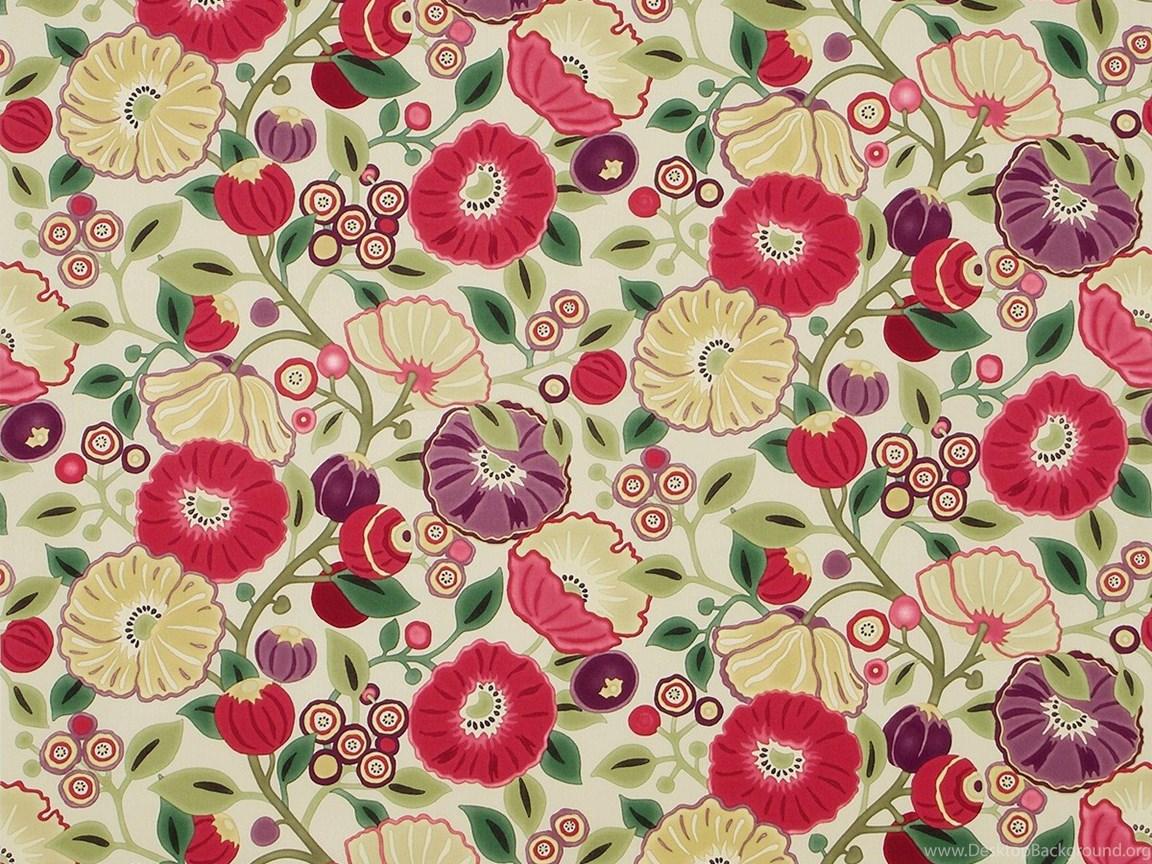 Floral Pattern Tumblr Desktop Background