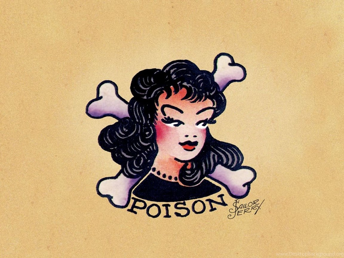 25 Mind Blowing Sailor Jerry Tattoos Desktop Background