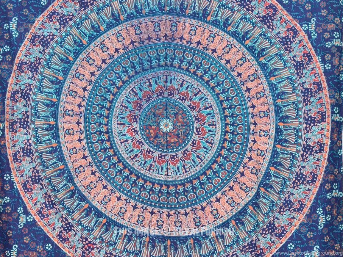 Wallpapers Mandala Bohemian 4 1200x1200 Desktop Background