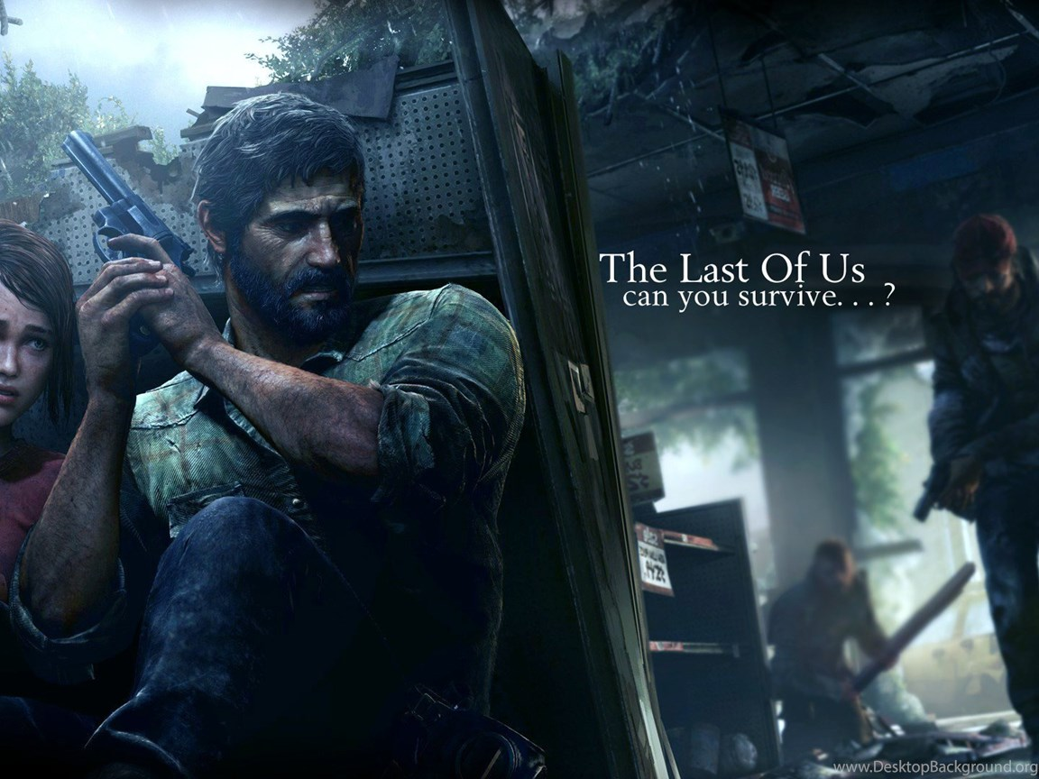 The Last Of Us PS3 Game Mod DB Desktop Background