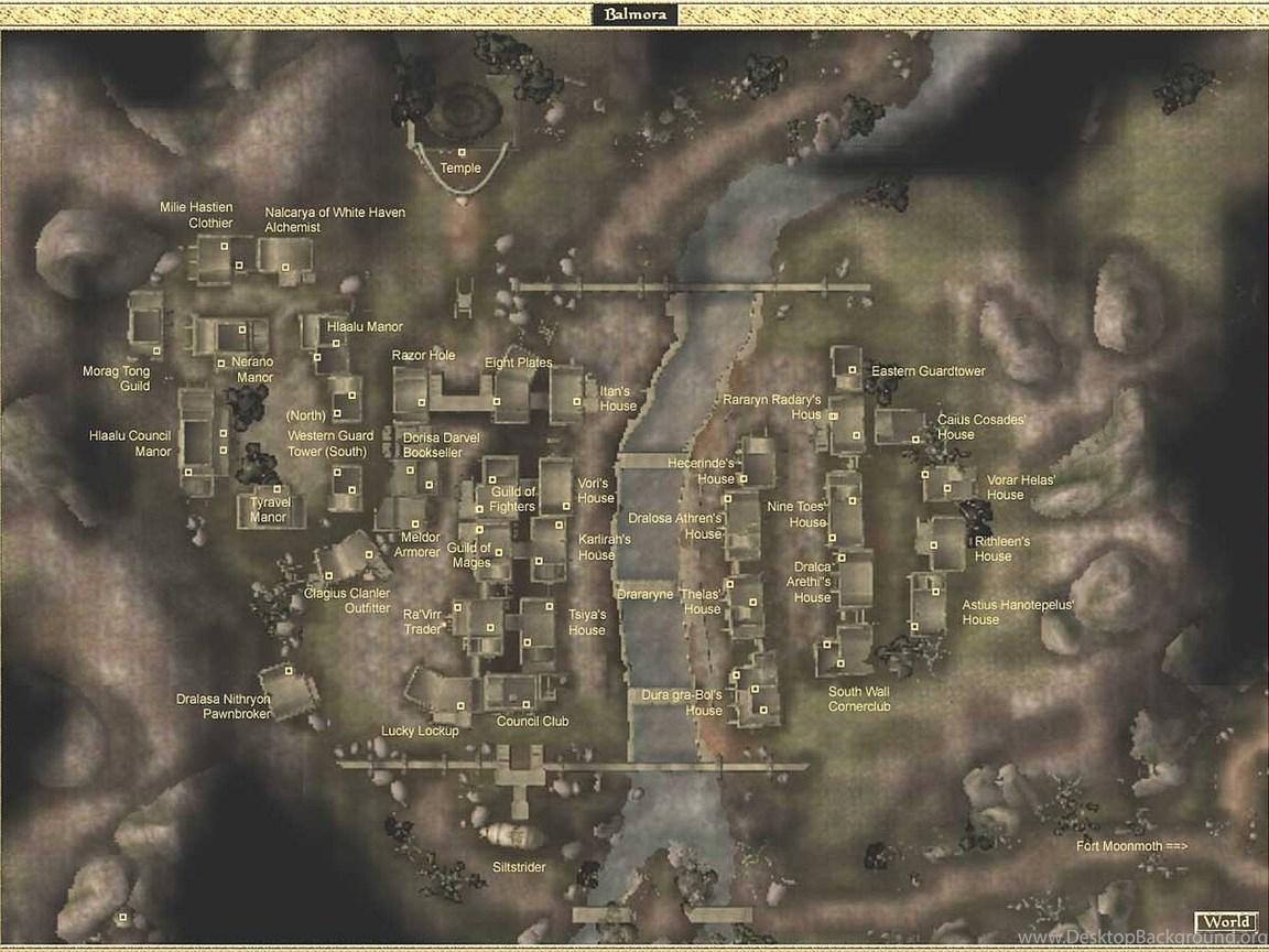 The Elder Scrolls III: Morrowind Computer Wallpapers