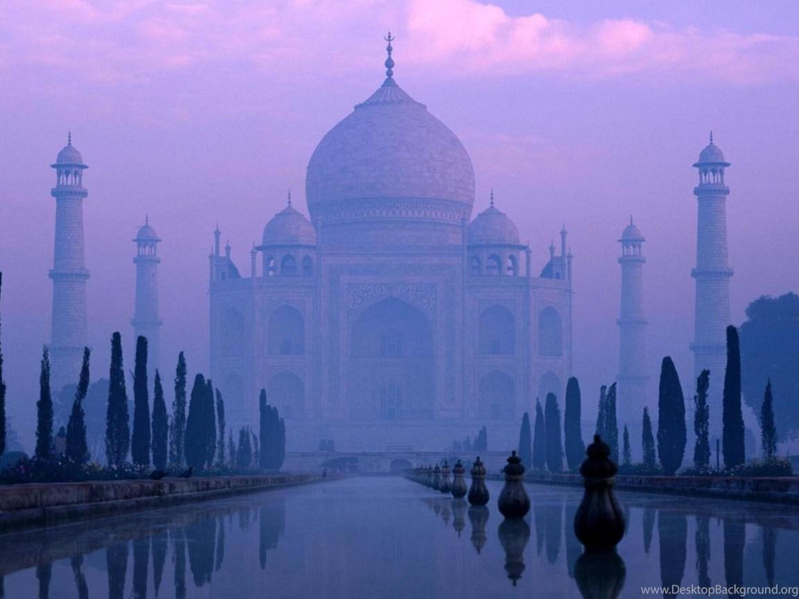 India Taj Mahal Best HD Desktop Wallpapers : Widescreen