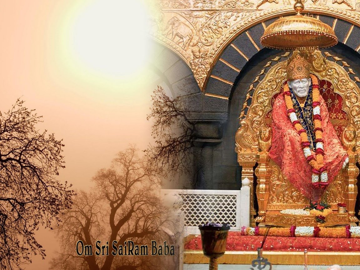 Sai Baba Wallpapers Free Download Desktop Backgrounds Background