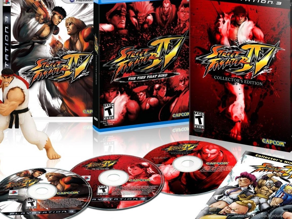 Video Games Ryu Street Fighter Iv Hd Wallpapers Desktop Background