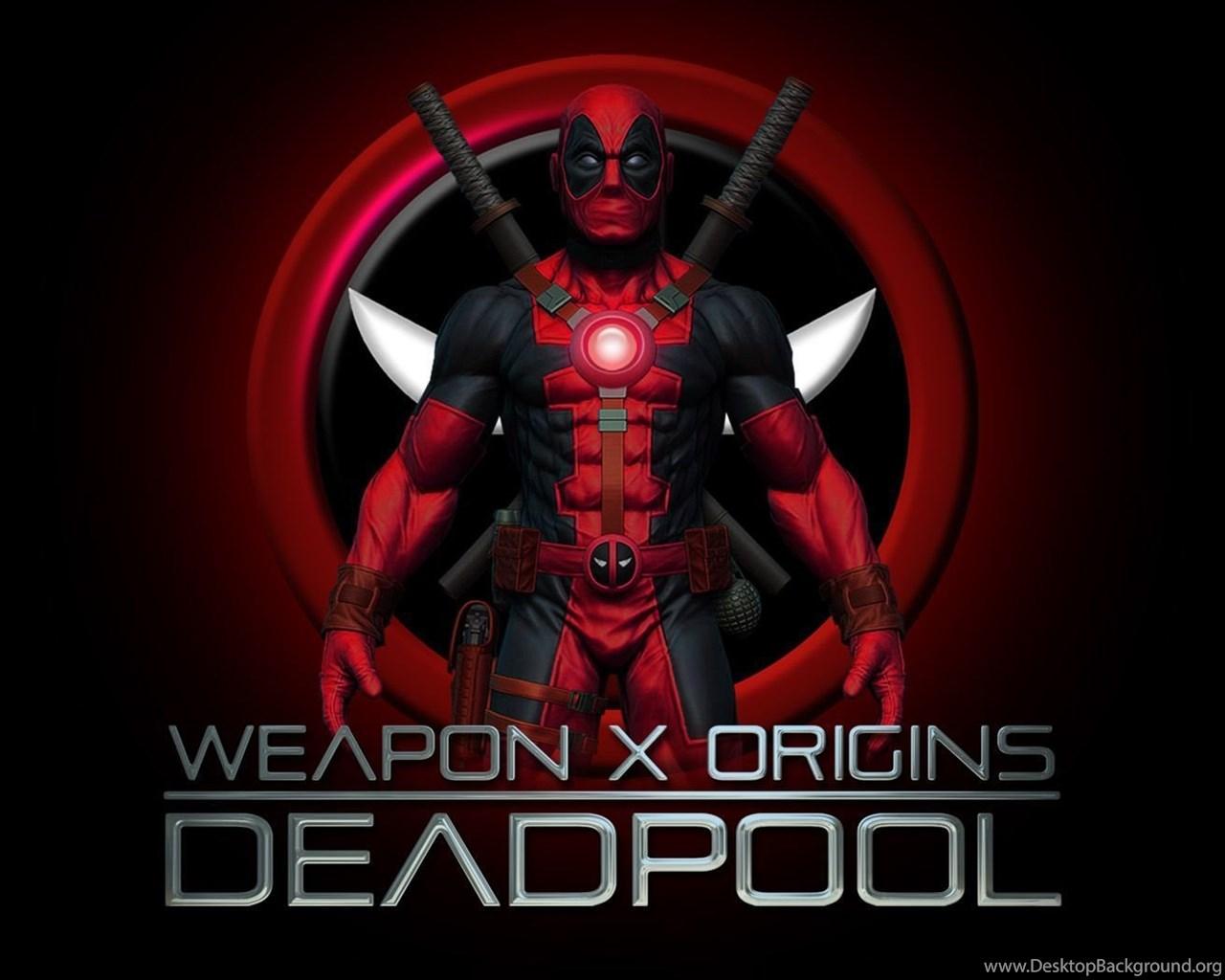 717 Deadpool Hd Wallpapers Desktop Background