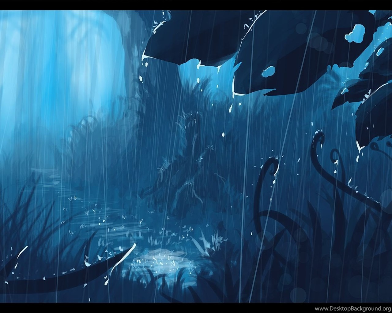 Dark Anime Scenery Wallpapers Free Download 2726 HD