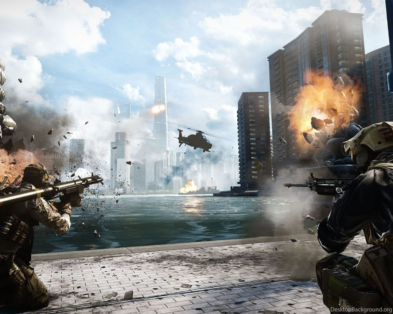 Battlefield 4 Wallpapers Desktop Background