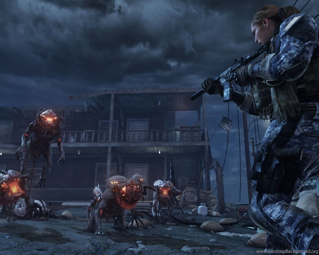 Call Of Duty Ghosts Wallpapers Game Wallpapers Desktop Background