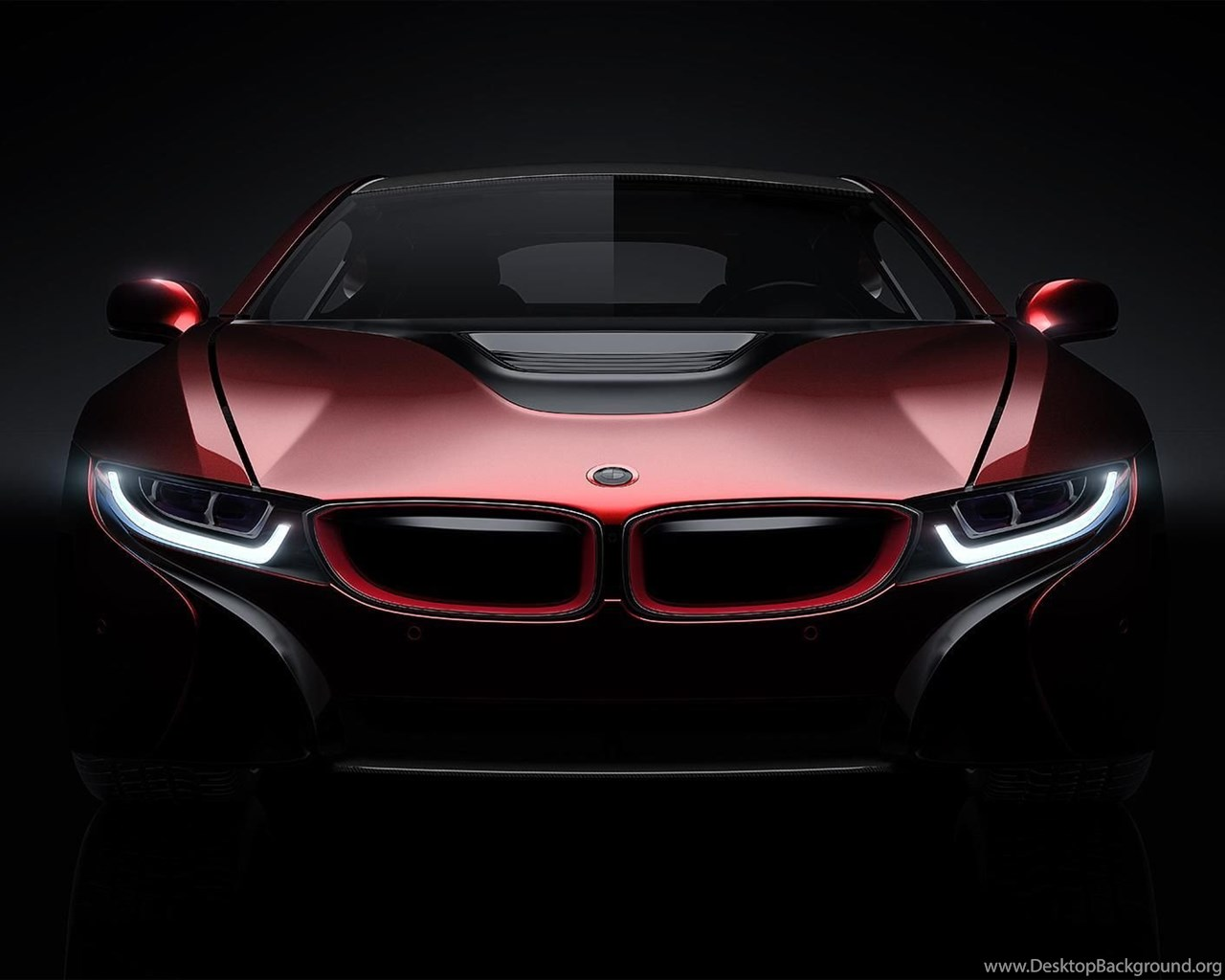 Bmw I8 Wallpapers Hd At Night Desktop Background