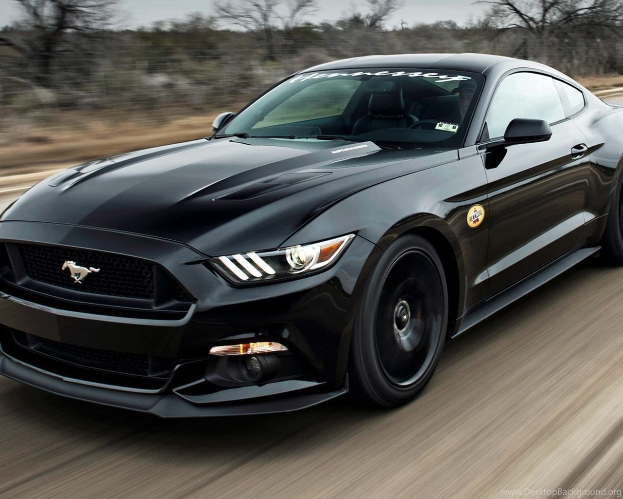 Hennessey Mustang Gt Hpe700 Supercharged 2015 Wallpapers And Hd