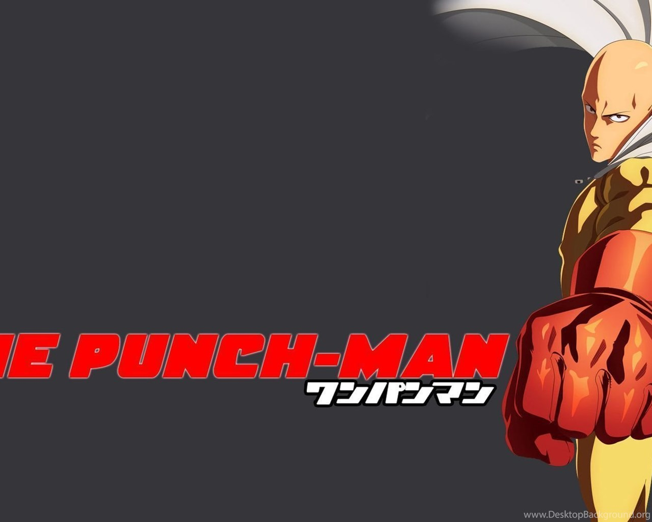 242 One Punch Man Hd Wallpapers Desktop Background