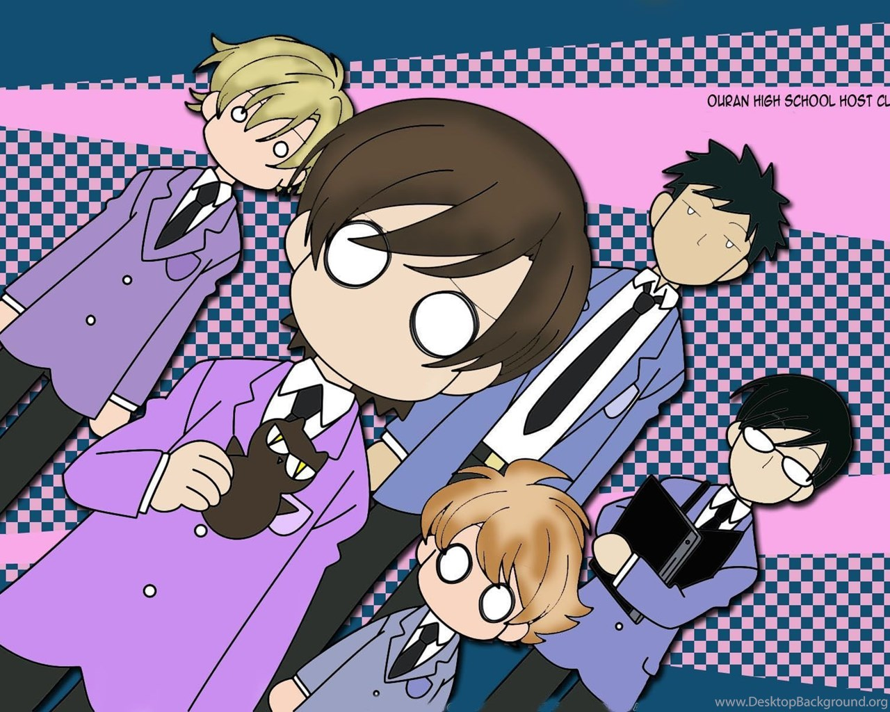 Ouran Wallpapers Ouran High School Host Club Wallpapers 20880690
