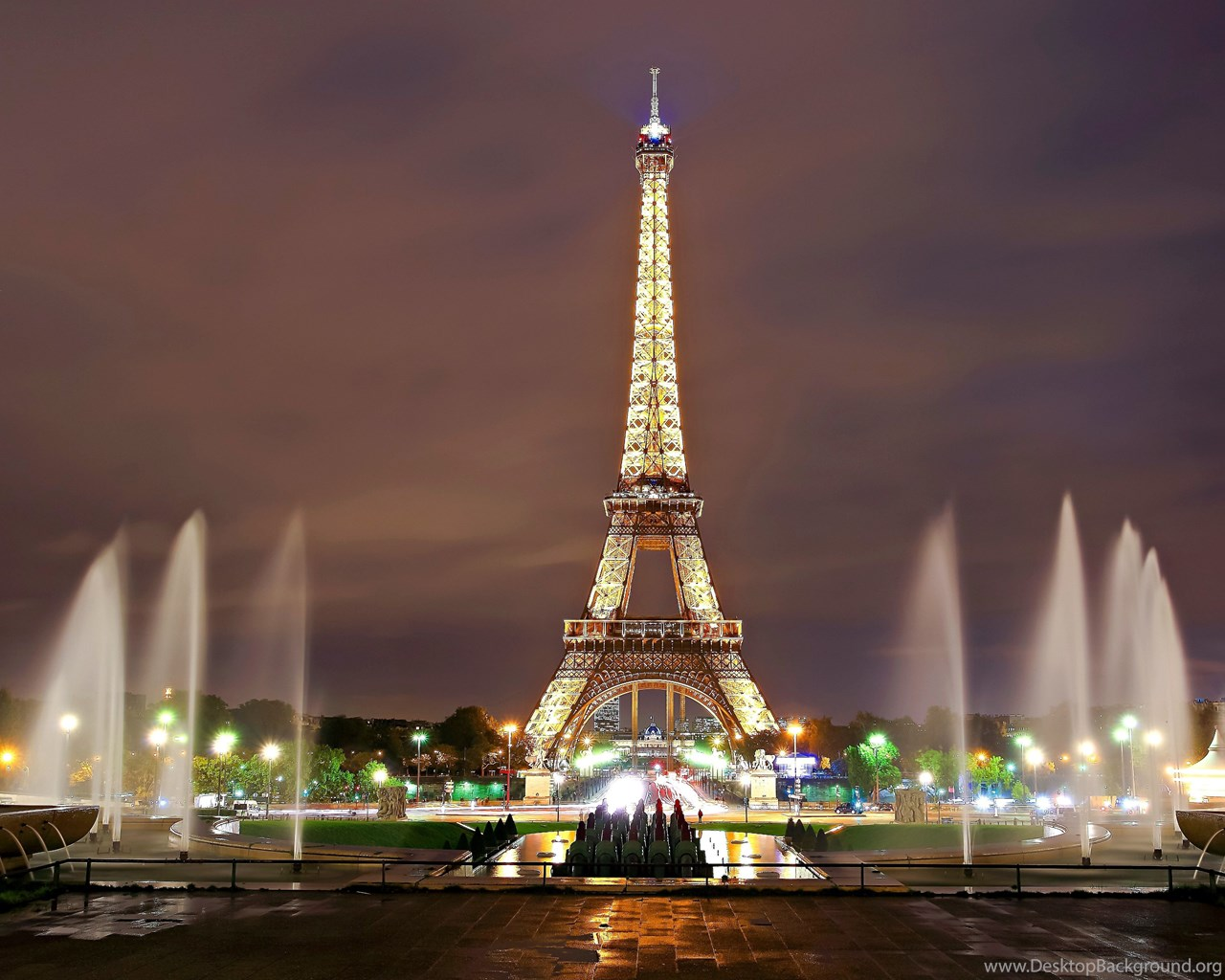 Architecture paris eiffel tower desktop wallpapers for hd - Paris eiffel tower desktop wallpaper ...