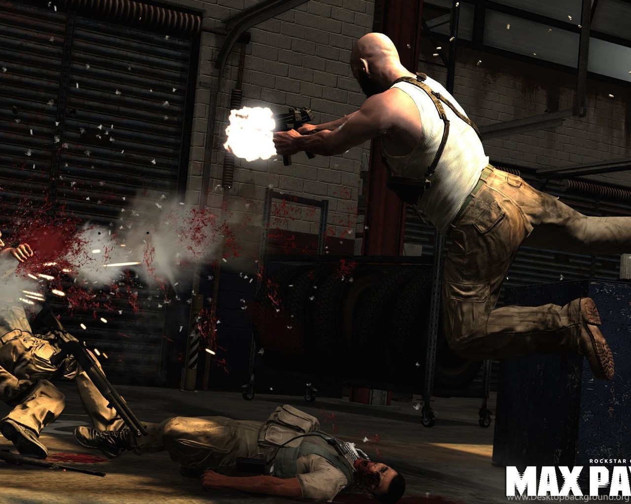 Max Payne 3 Hd Wallpapers Desktop Background