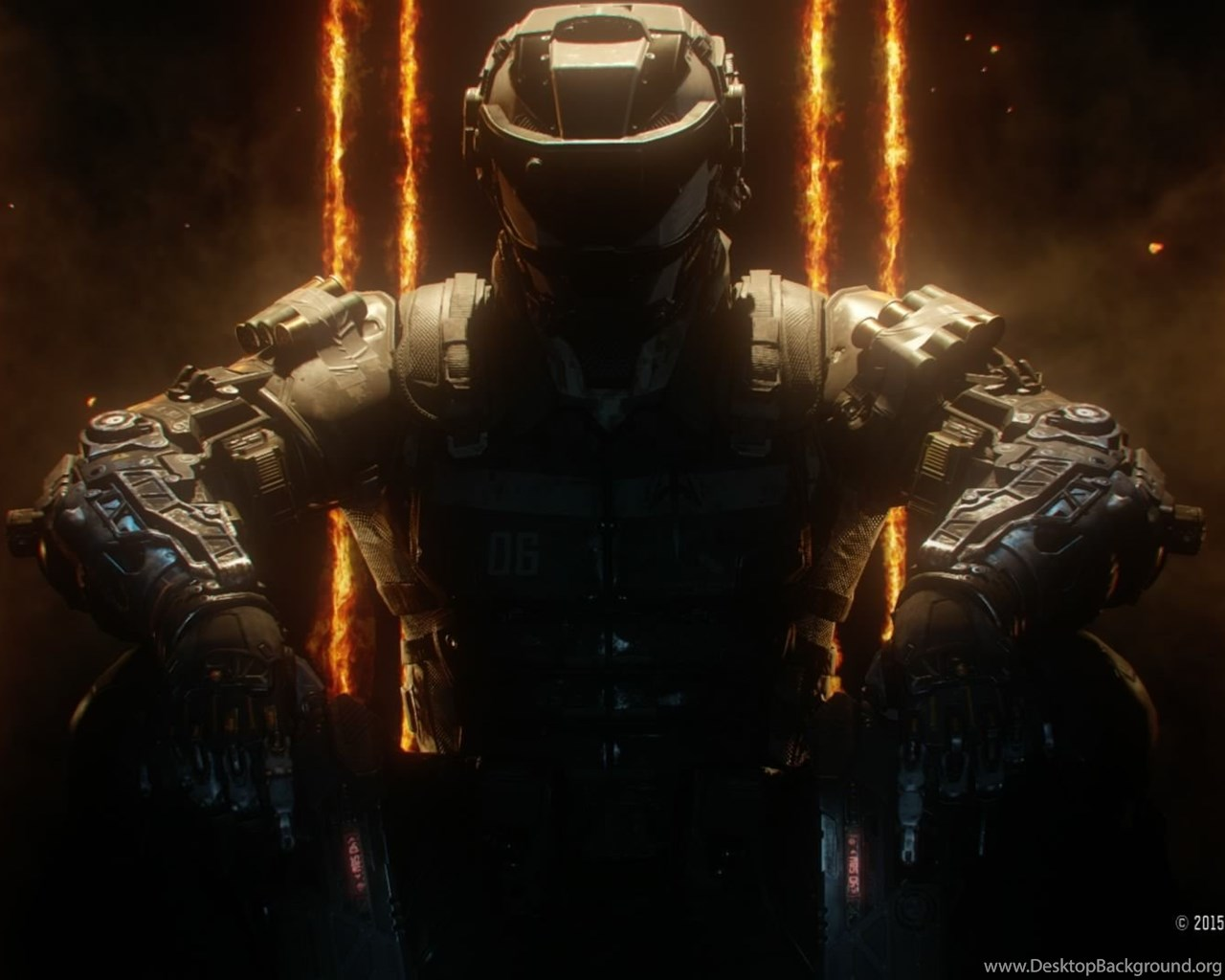 Great Call Of Duty Black Ops III Wallpapers Desktop Background
