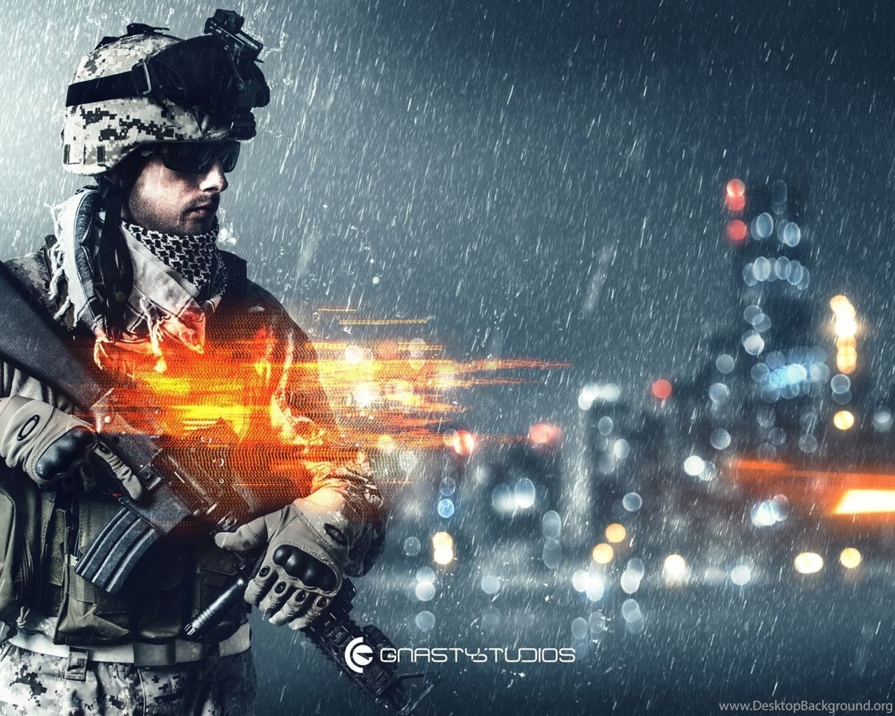 10 Epic Battlefield 4 Wallpapers And Digital Fan Art Desktop Background