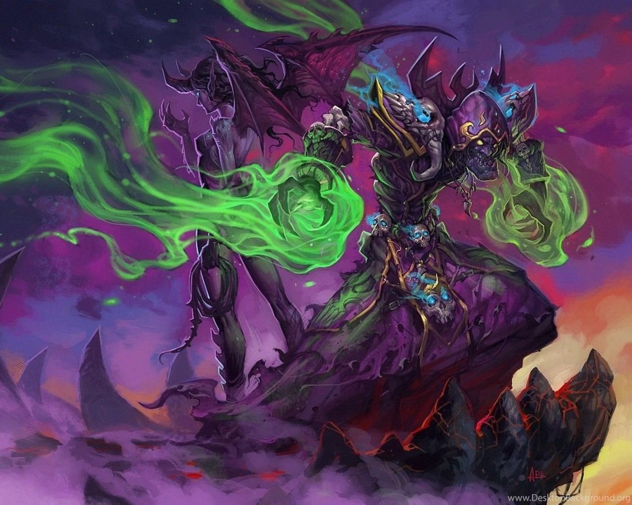 World Of Warcraft Blizzard Entertainment Warlock Game