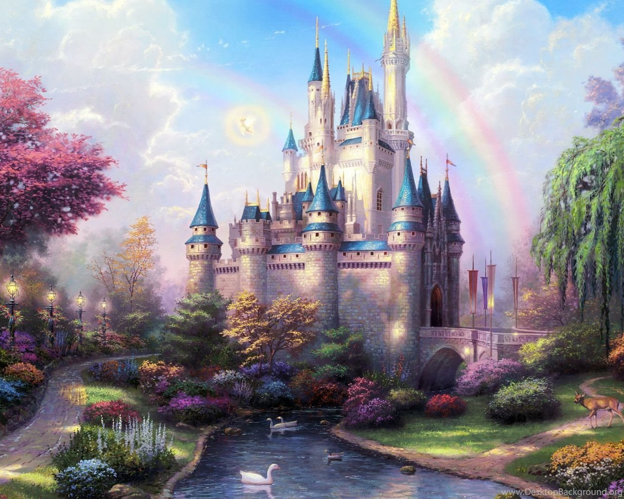 Hd Desktop Wallpapers Free Online Free: 40+ HD Castle Wallpapers 1920x1080 For Free Download