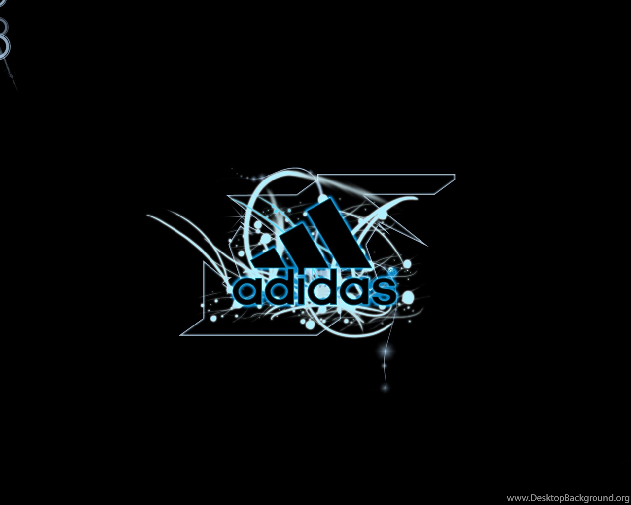 Download Adidas Logo Wallpaper 4K Wallpapers