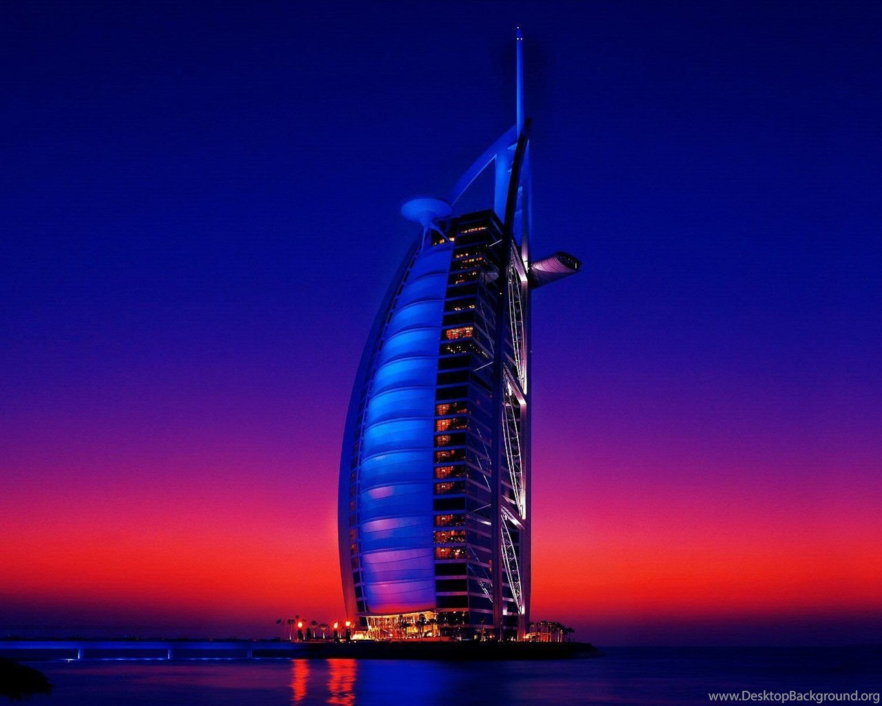 Dubai Building HD Wallpapers Desktop Background