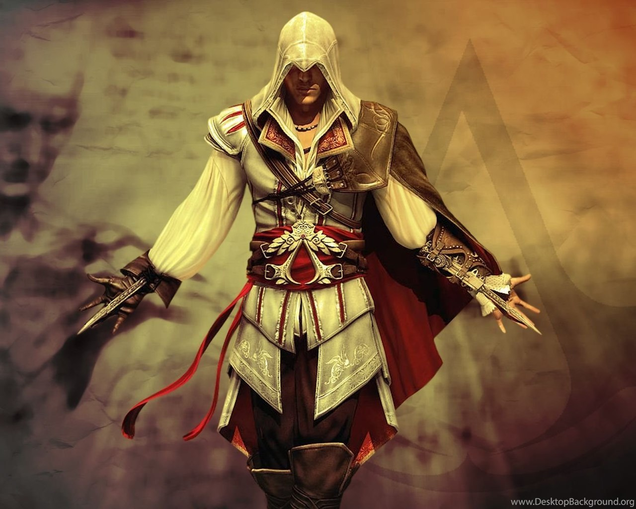 Assassins Creed 2 Hd Wallpapers And Backgrounds Desktop Background