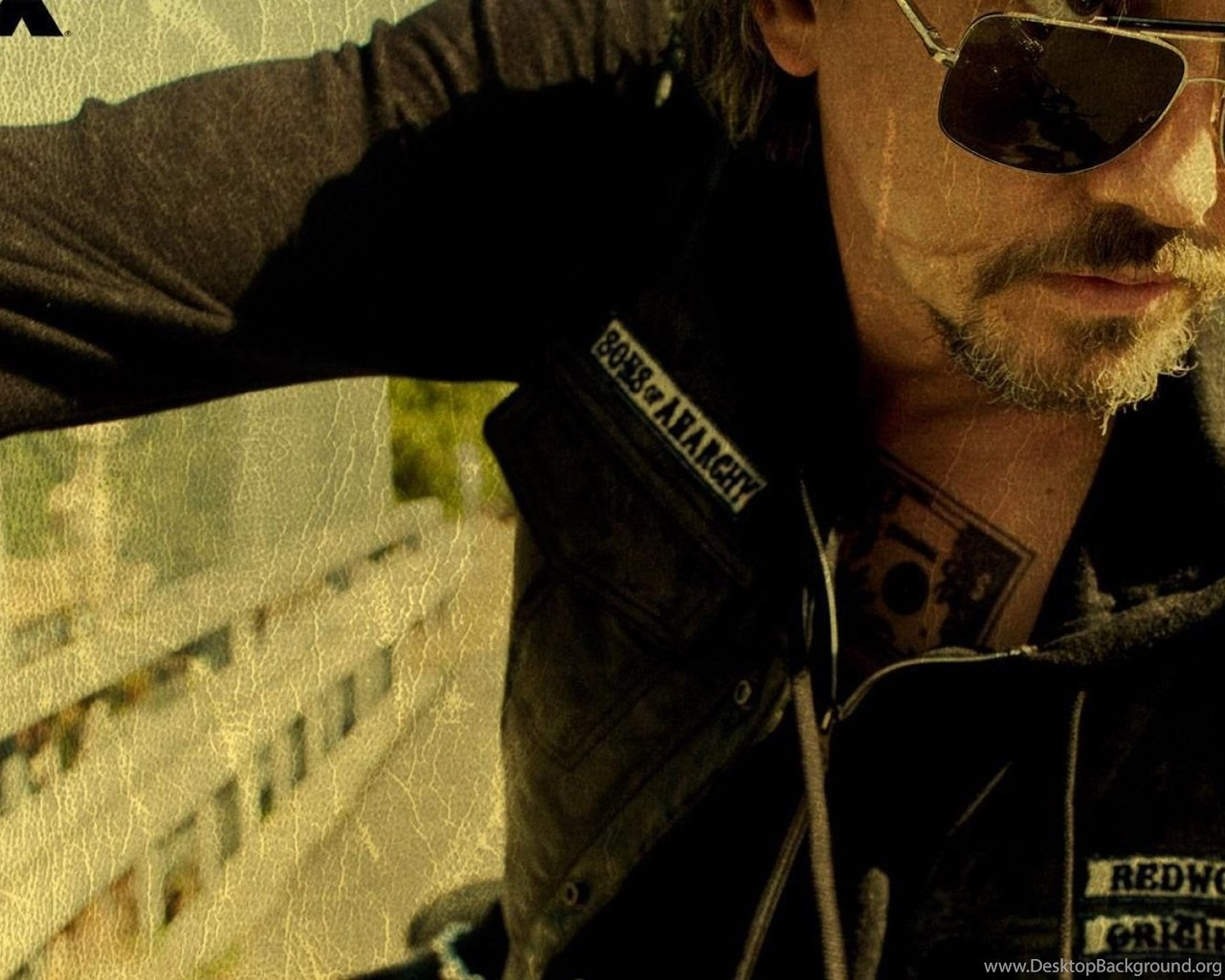 Chibs Telford Sons Of Anarchy Wallpapers Walldevil Best Free