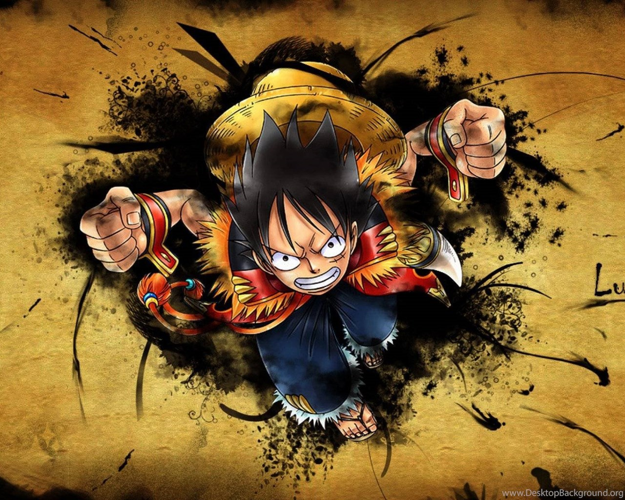One piece luffy wallpapers high quality 10826 hd - Wallpapers sites list ...