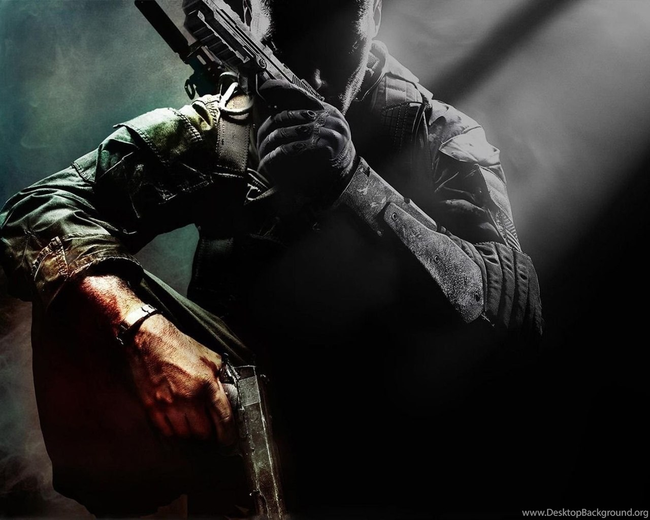Call Of Duty: Black Ops II Wallpapers Game Wallpapers