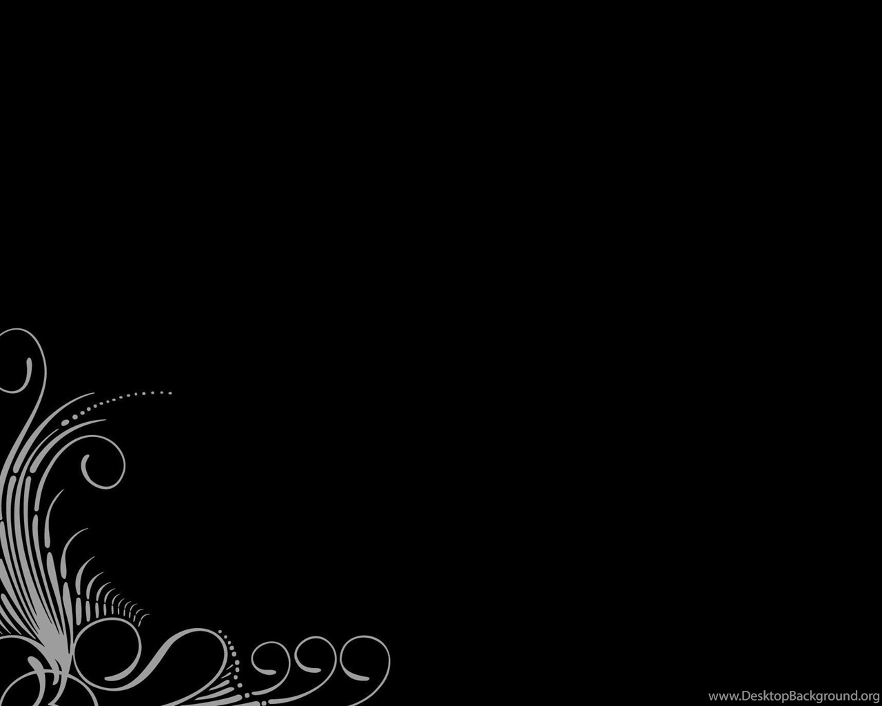 Plain Black Wallpapers Border 18 Backgrounds