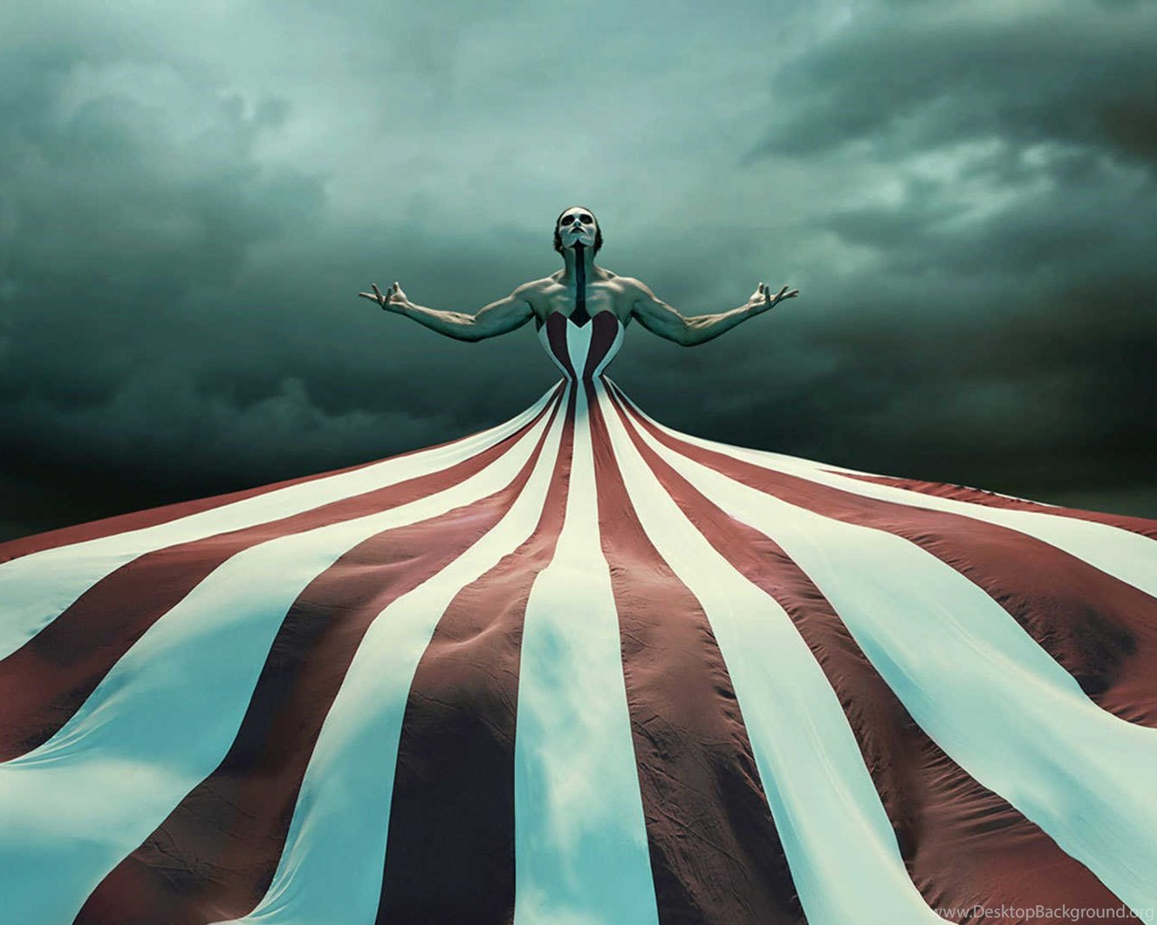 American Horror Story Freak Show Wallpapers Hd Hdwallwide Com