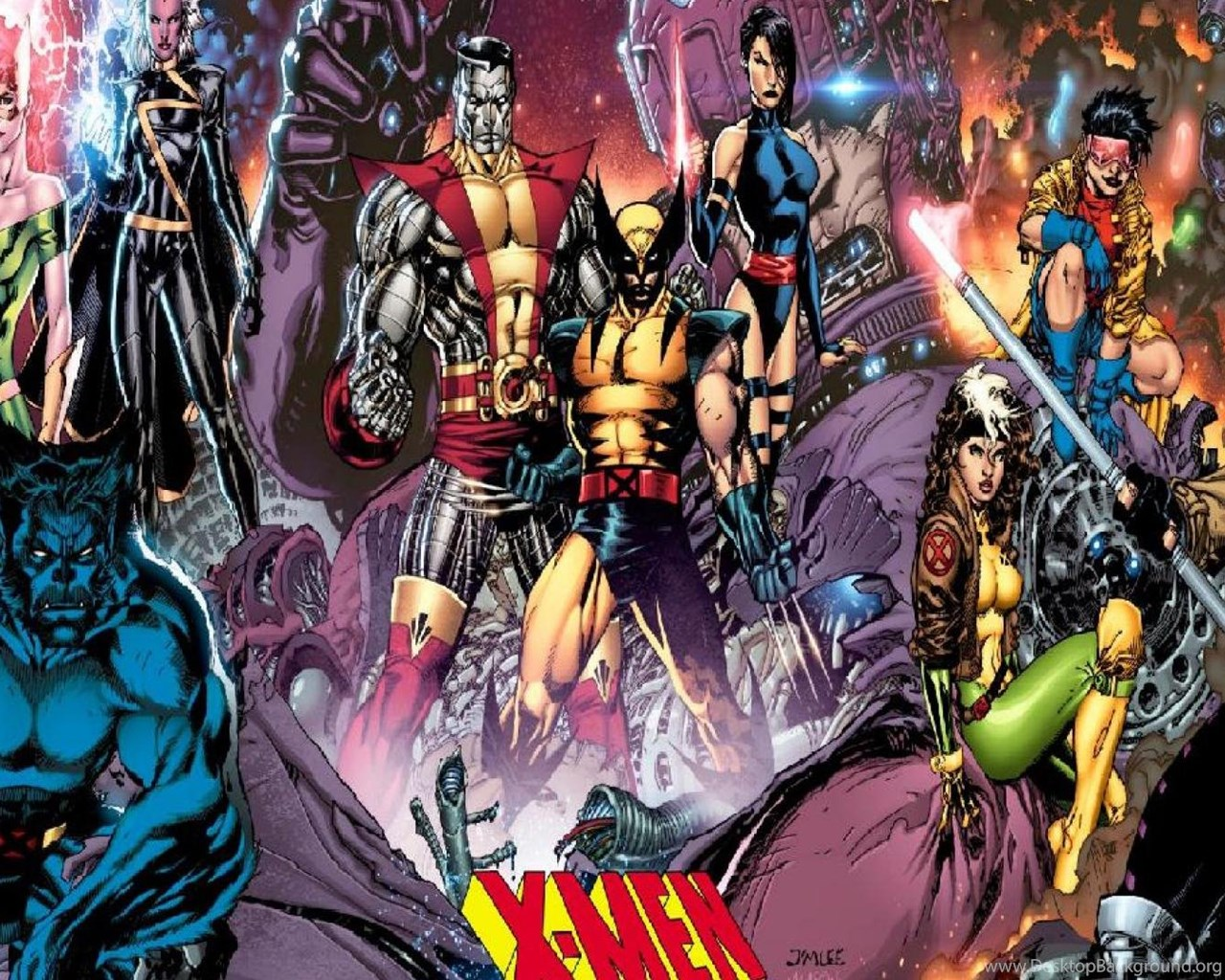 Uncanny X Men Hd: Uncanny X Men ( Desktop Background