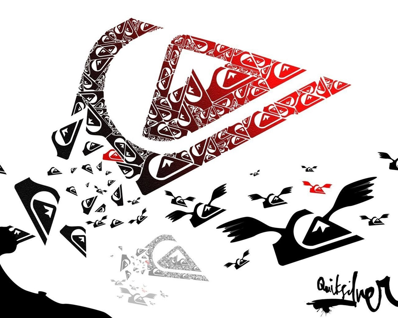 Quiksilver Logo Wallpapers 2012 Database Desktop