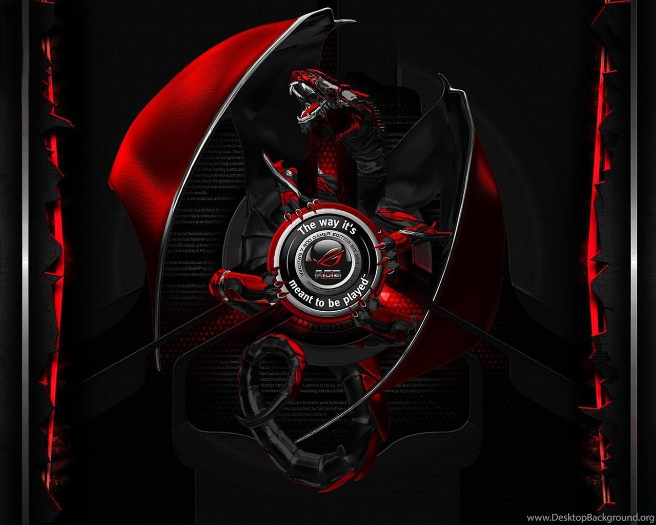 Wallpapers Msi Dragon Edition Rog Led Jpg 1920x1080 Desktop Background