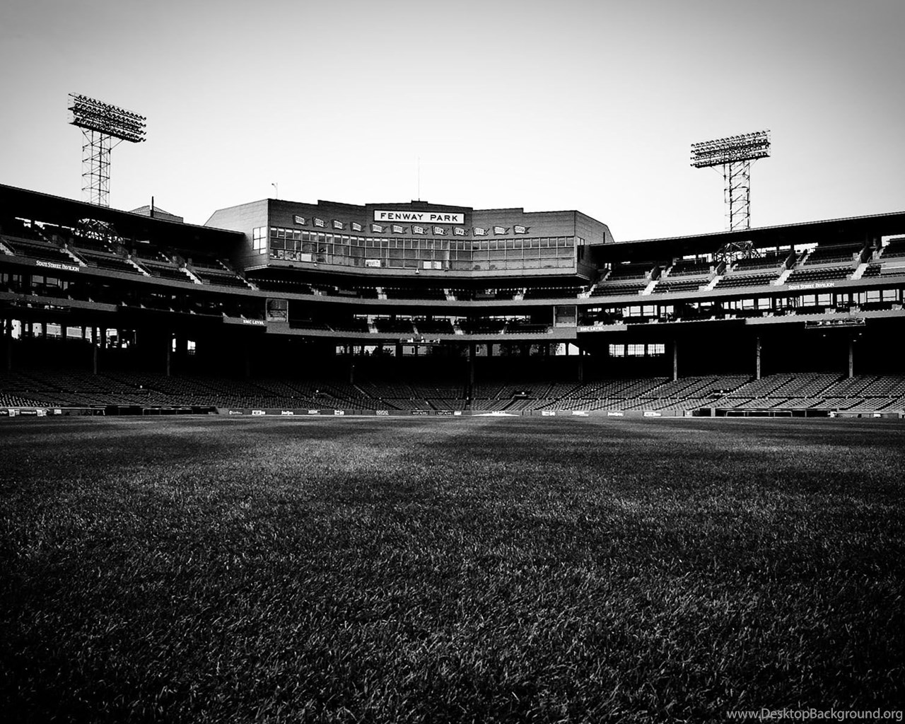 Boston Red Sox Fenway Park 1920x1200 Wallpaper Desktop Background