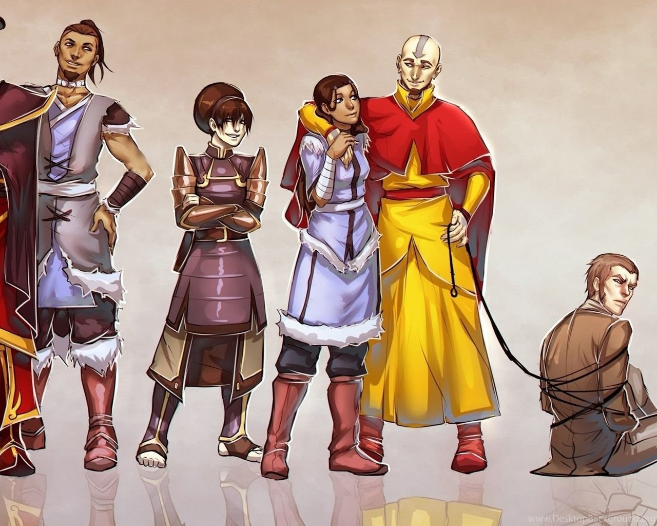 Avatar The Last Airbender Wallpapers Free Wide Hd Wallpapers
