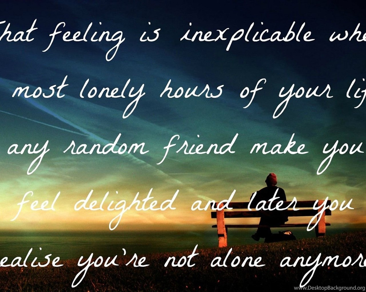Loneliness Quotes HD Wallpaper Images AtozWallpapers Desktop Background