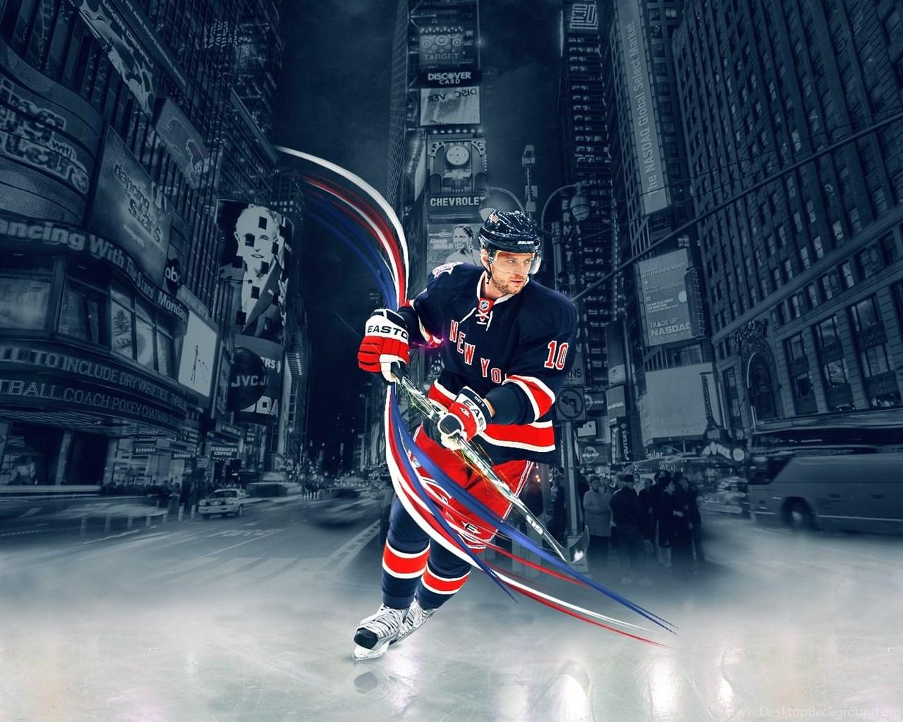 Nhl New York Rangers Hockey Player Wallpapers Hd Free Desktop Desktop Background