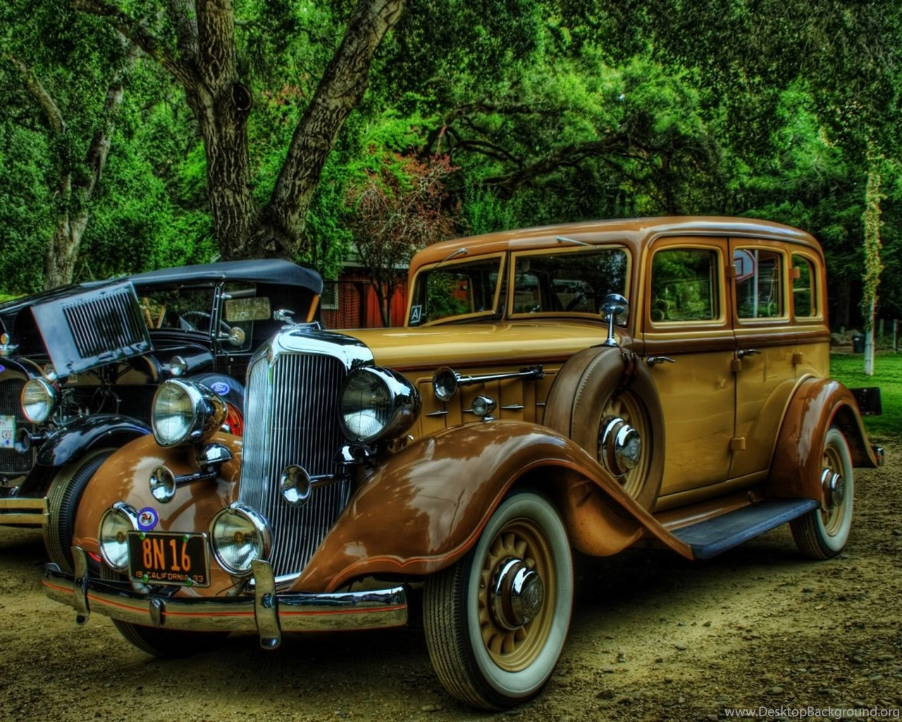 Download Classic Car Wallpapers Free By Udhao Net Desktop Background