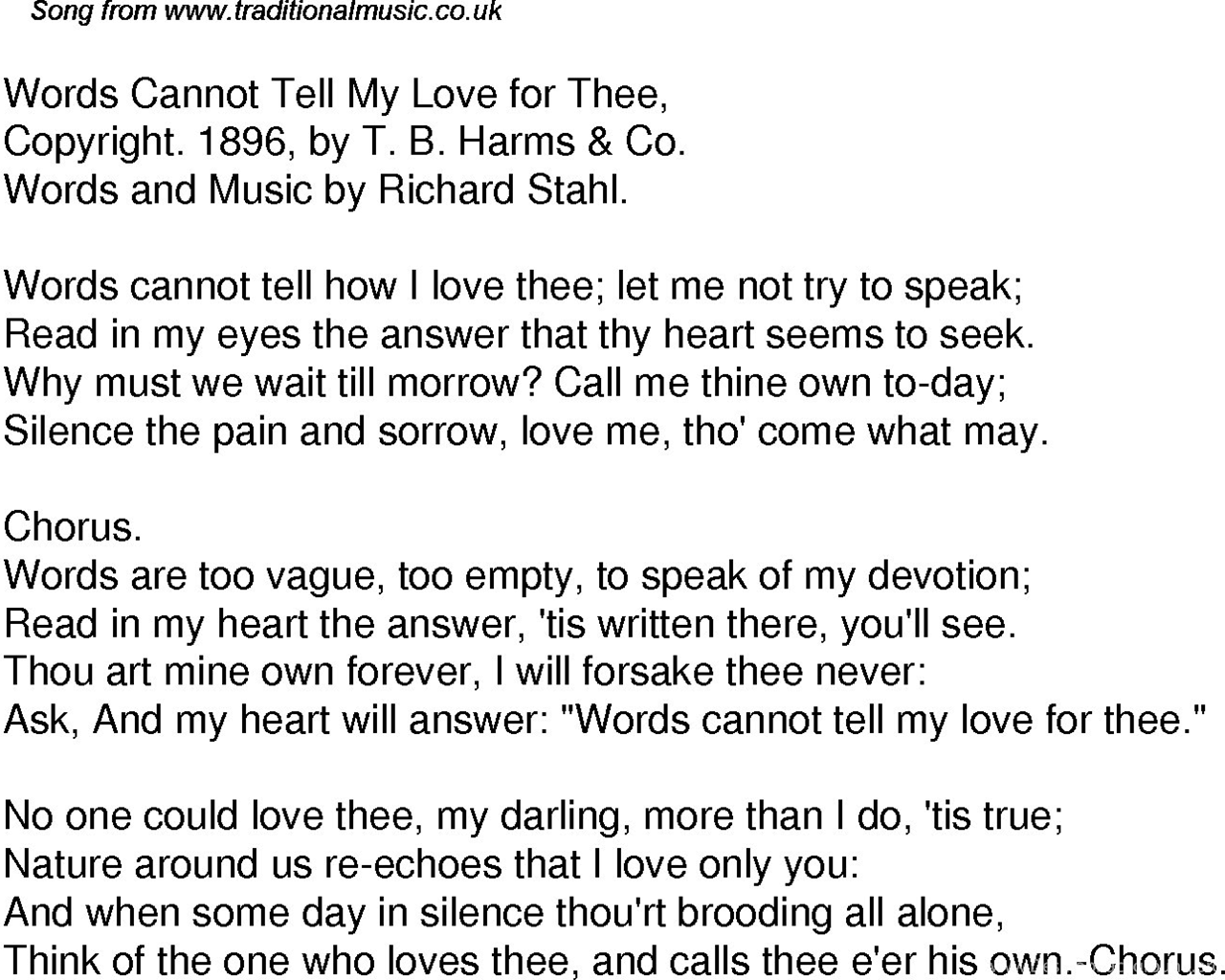 Word for my love 17903 hd wallpapersg desktop background widescreen thecheapjerseys Choice Image
