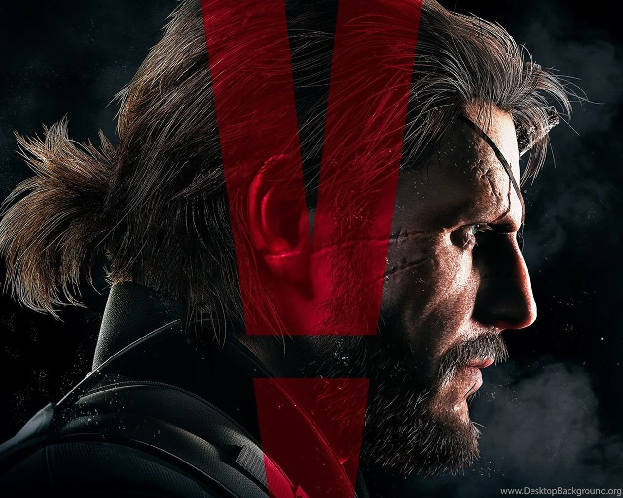metal gear solid v the phantom pain – free full hd wallpapers for