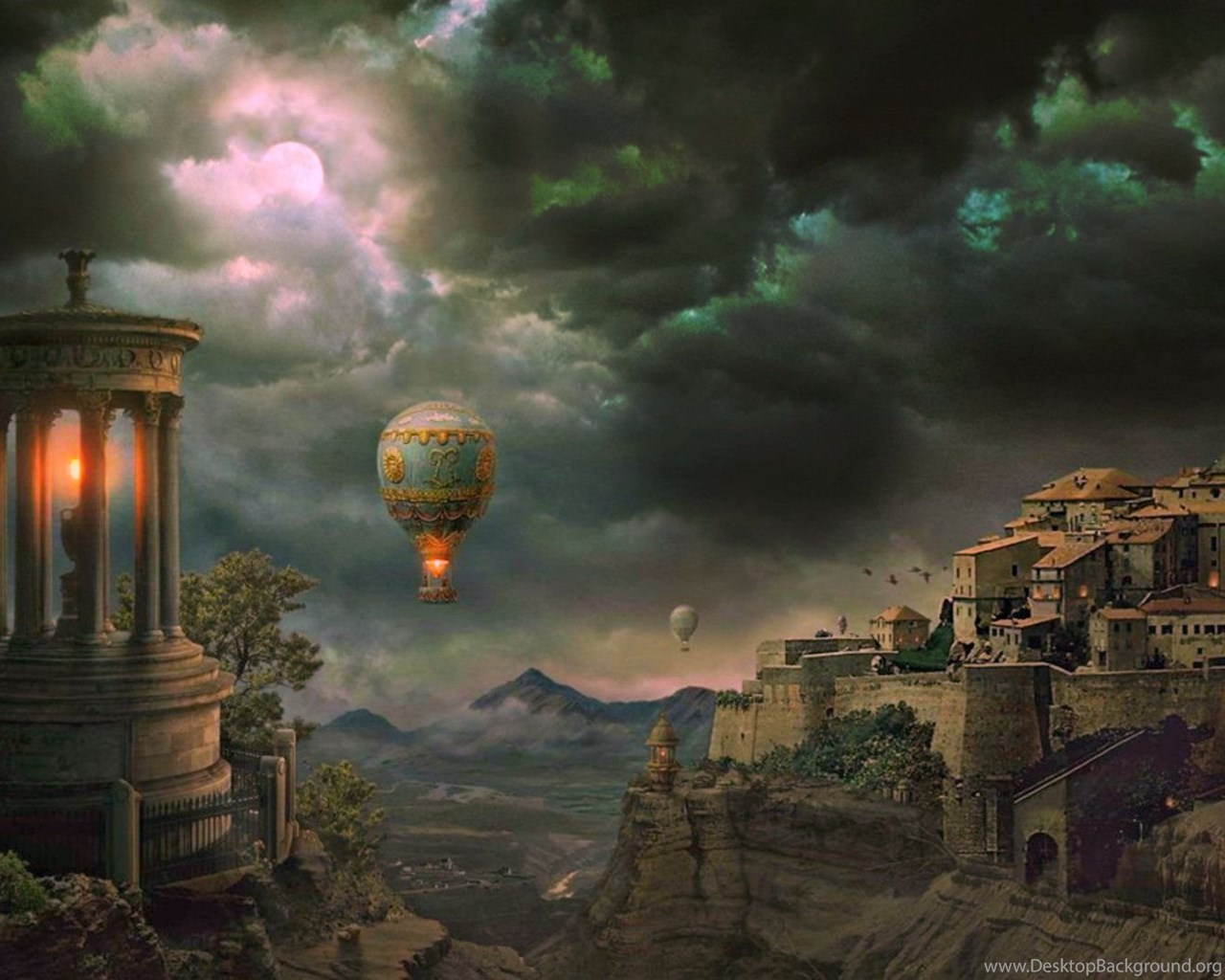 Fantasy World Ipad Wallpaper: Fantasy World Wallpapers Widescreen Desktop Background