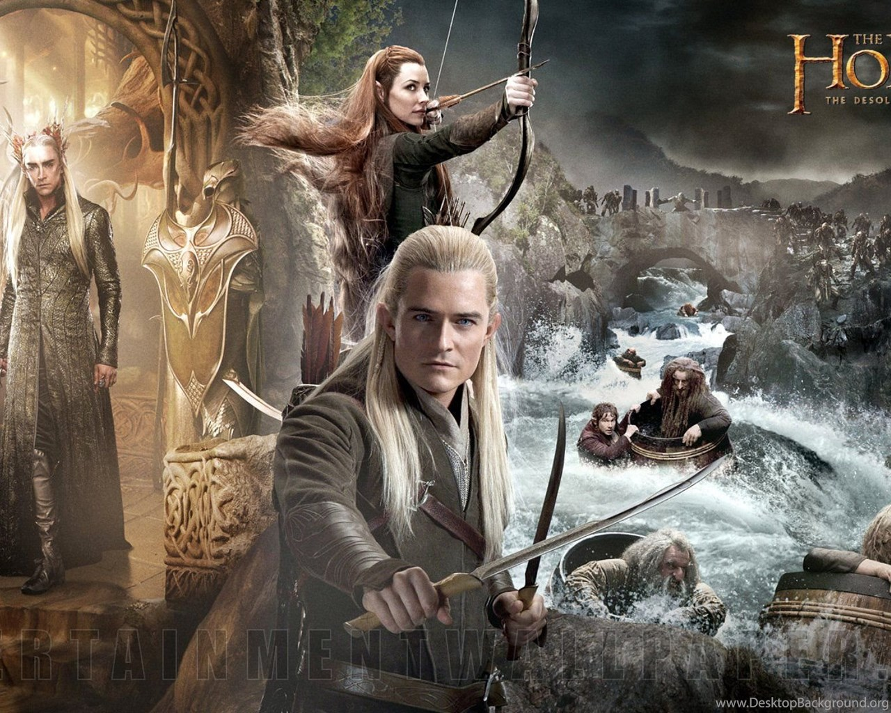 The Hobbit The Desolation of Smaug is a film the second part of The Hobbit film series It was released on December 13 2013 and grossed over960 million worldwide