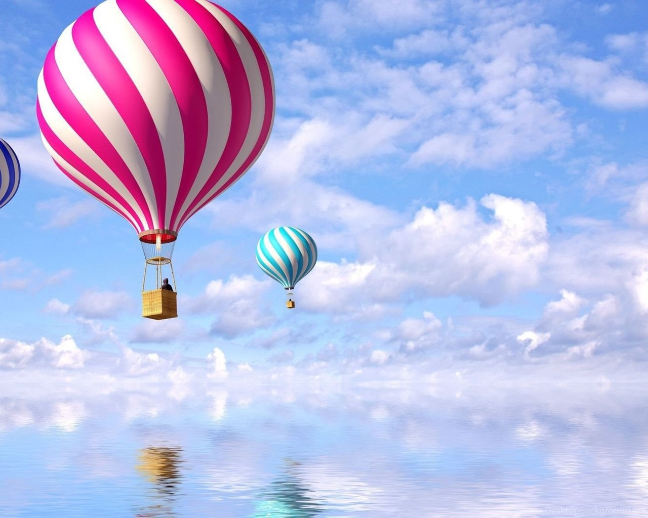 Hot Air Balloon Computer Wallpapers Desktop Backgrounds