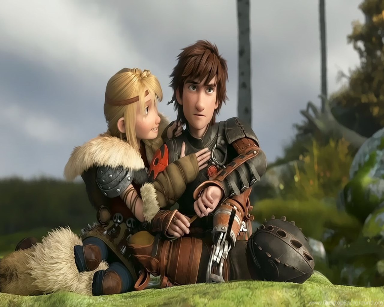 How To Train Your Dragon 2 Snotlout Hiccup Toothless Astrid