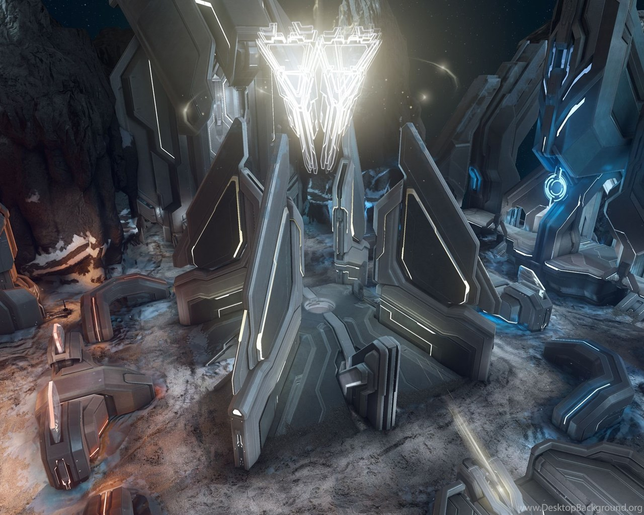 Halo 4 Majestic Map Pack, 2560x1440 HD Wallpapers And FREE