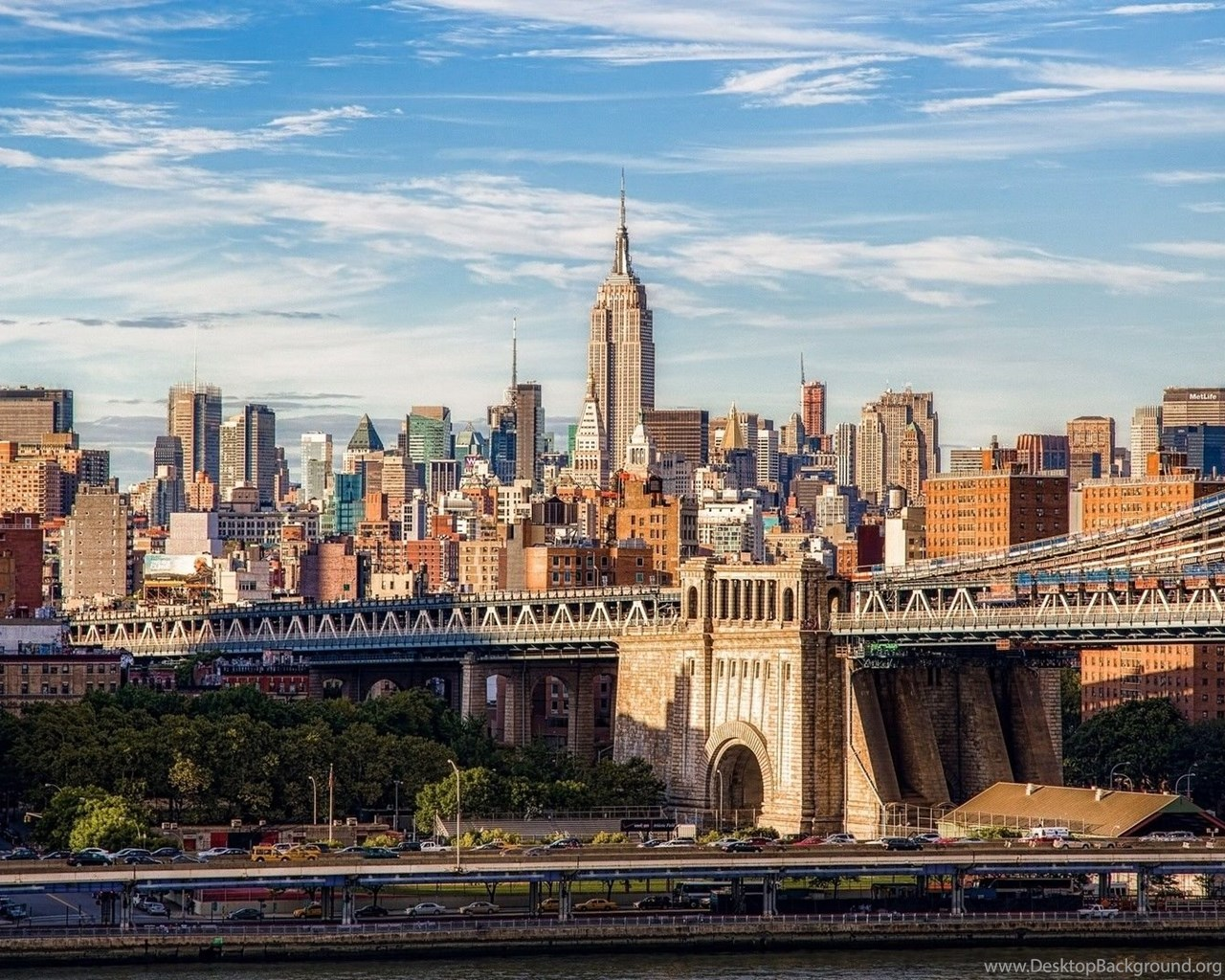Hd high definition new york skyline wallpapers full size - New york skyline computer wallpaper ...