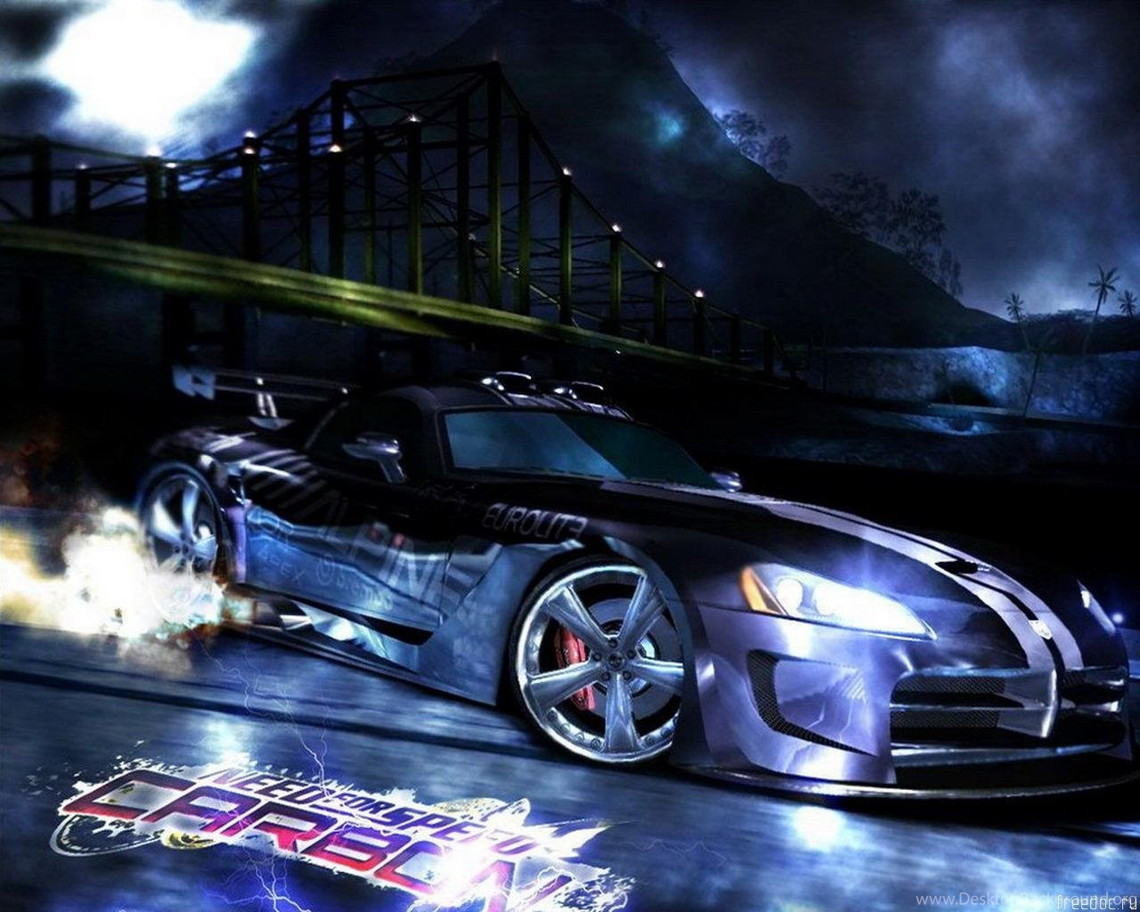 Need For Speed Carbon Wallpapers Desktop Background